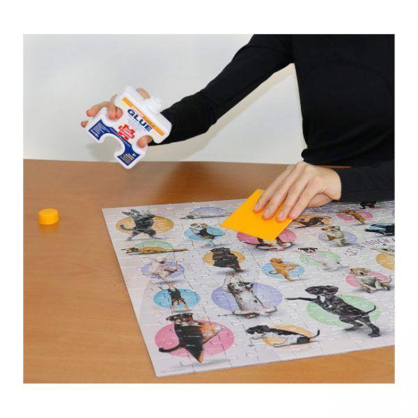 Pegamento Eurographics 3 Puzzles