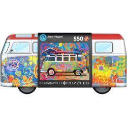 VW Bus Tin Wave Hopper Eurographics