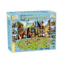 carcassonne plus comprar