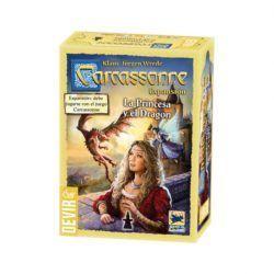 comprar carcassonne la princesa y el dragon