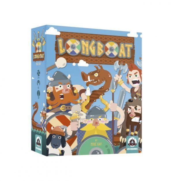 juego longboat