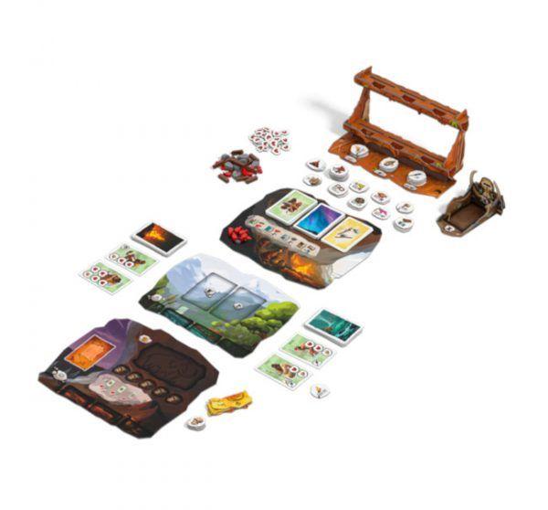 juego mesa paleo