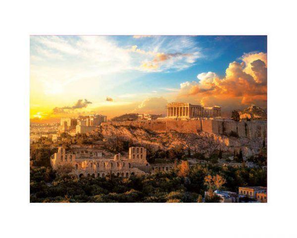 puzzle Educa Acrópolis de Atenas