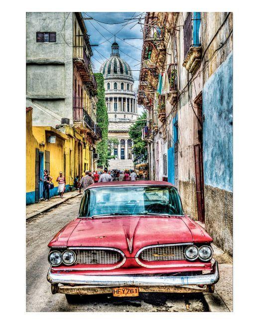 puzzle Educa Coche en La Habana