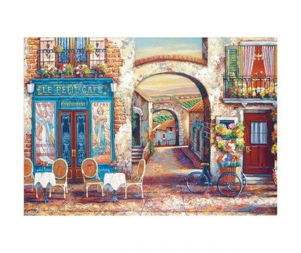puzzle Educa Le Petit Café