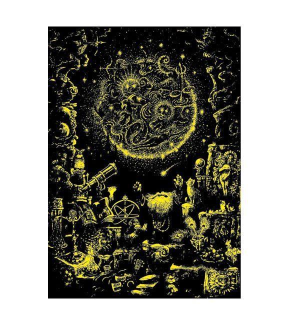 puzzle El Astrólogo Neón