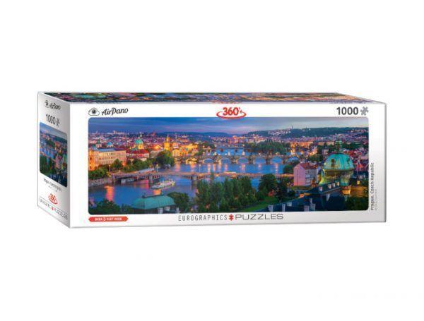 puzzle EuroGraphics Praga Rep. Checa