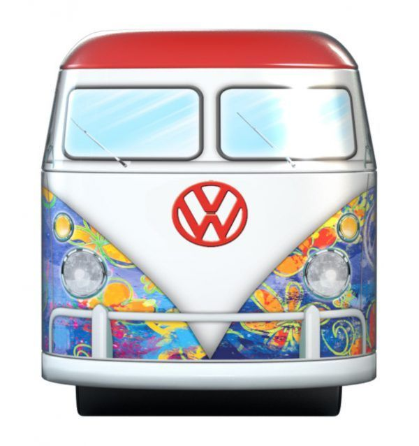 puzzle EuroGraphics VW Bus Tin Wave Hopper