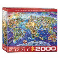 puzzle Eurographics Mundo Loco