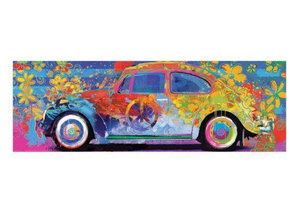 puzzle Volkswagen Beetle Splash