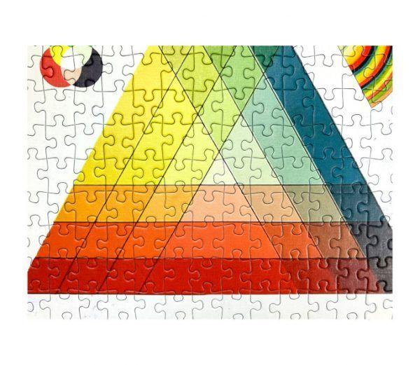 puzzle canvas Cloudberries