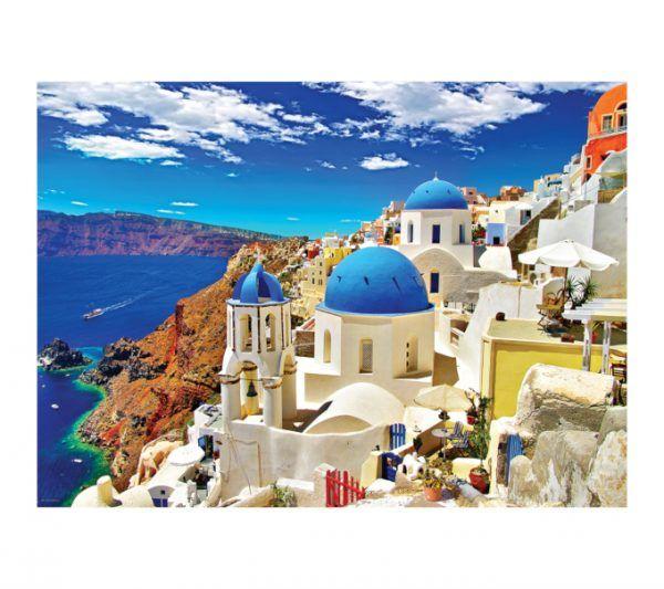 Eurographics Oia Santorini