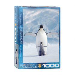 Eurographics Pingüino y su Polluelo