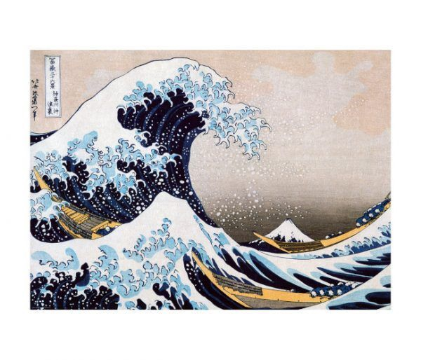 Eurographics The Great Wave de Kanagawa