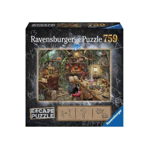Ravensburger Escape Puzzle Cocina de la Bruja