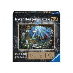 Ravensburger Escape Puzzle Submarino