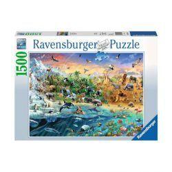Ravensburger Mundo Salvaje 1500