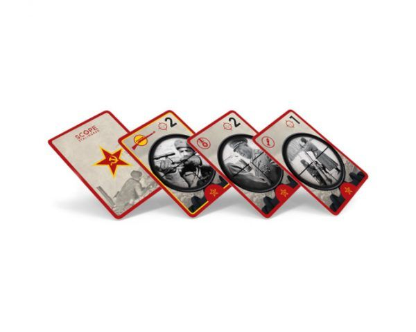 juego de cartas Scope Stalingrad