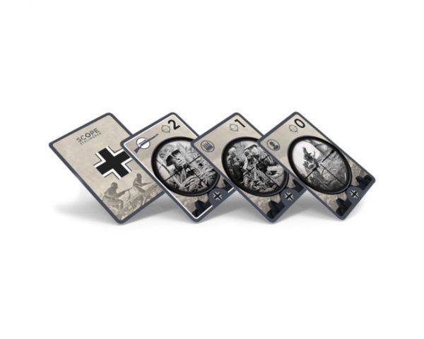 juego de mesa Scope Stalingrad