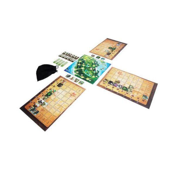 juego de mesa Sumatra