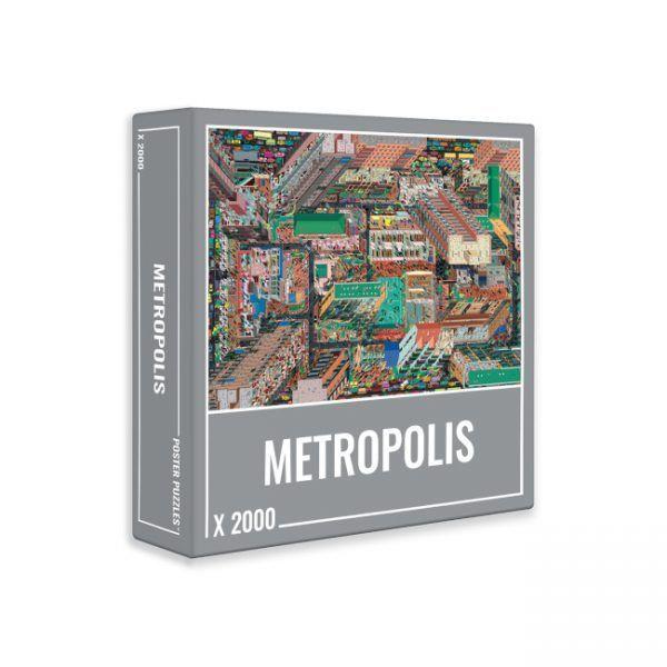 puzzle Cloudberries Metropolis