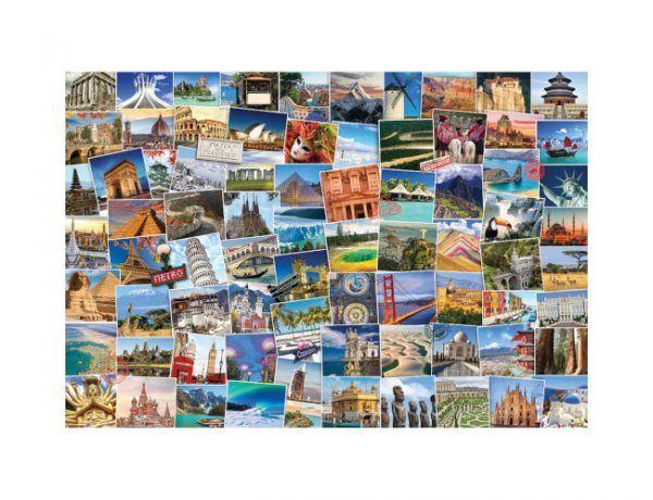 puzzle World Globetrotter