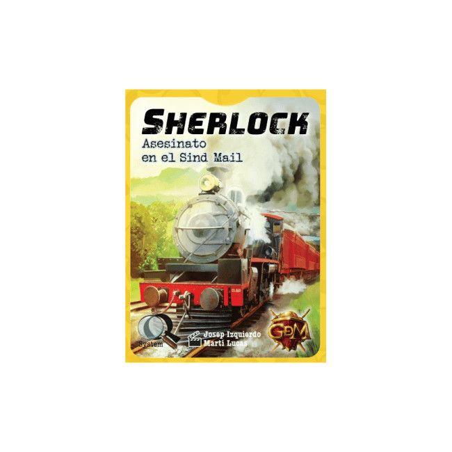 sherlock asesinato en el sind mail