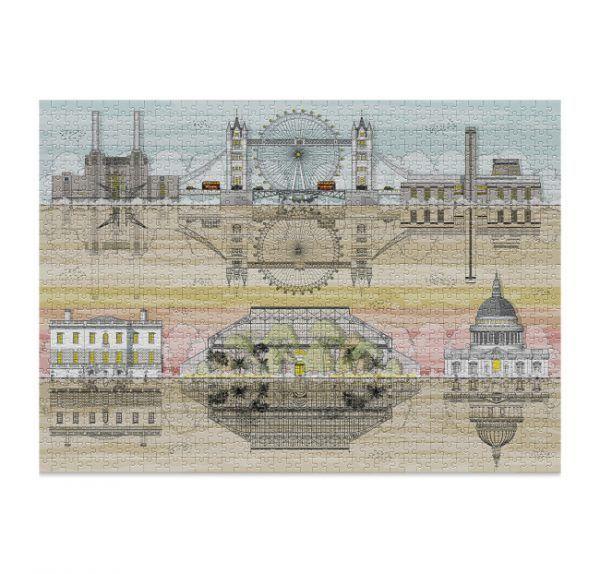 Cloudberries London puzzle