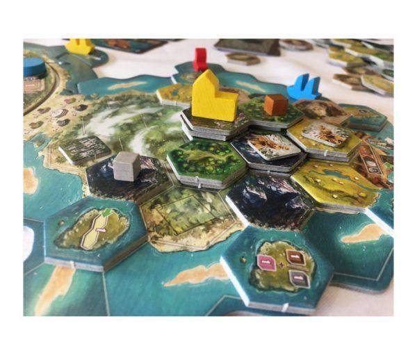 Cooper Island juego
