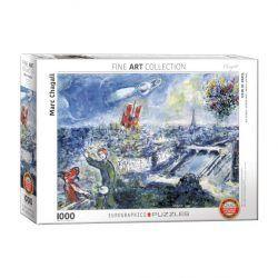 Eurographics Vista de París