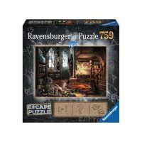 Ravensburger Escape Puzzle Laboratorio del Dragón