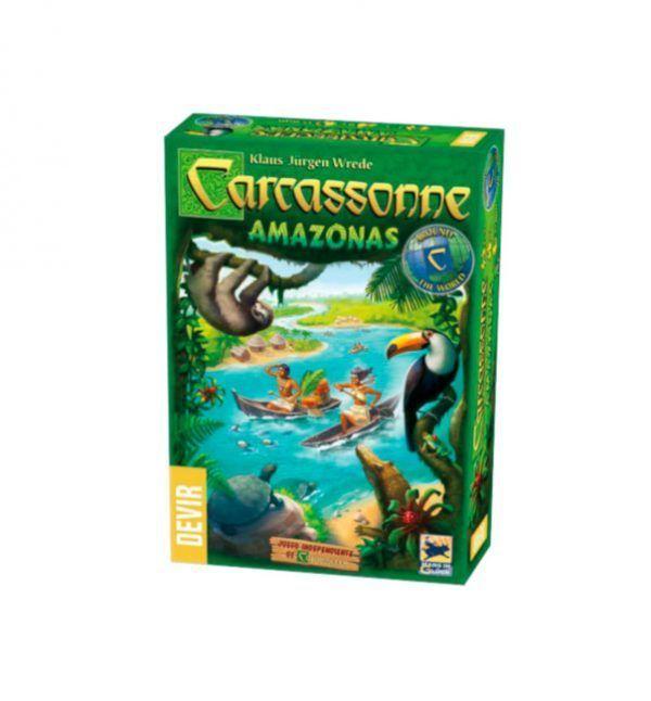 comprar Carcassonne Amazonas