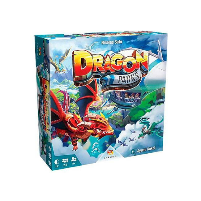 comprar Dragon Parks