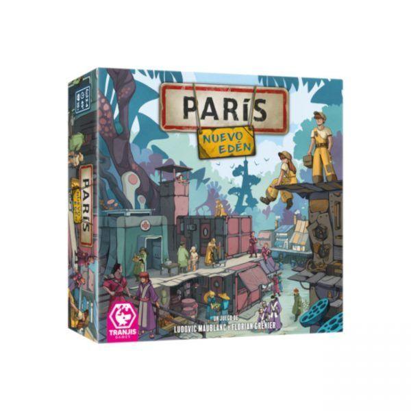 comprar París Nuevo Edén