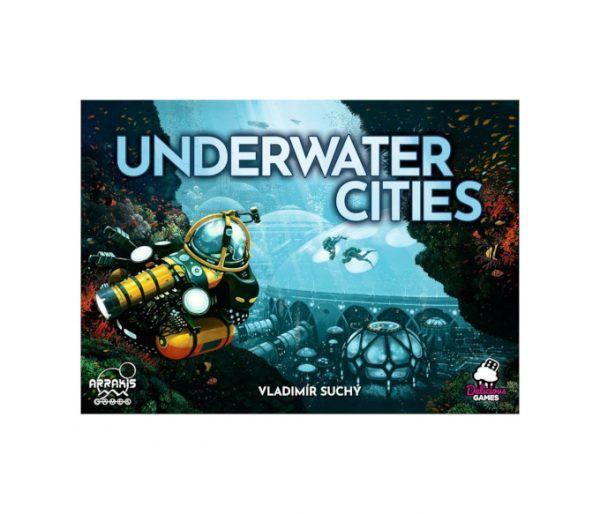 comprar Underwater Cities