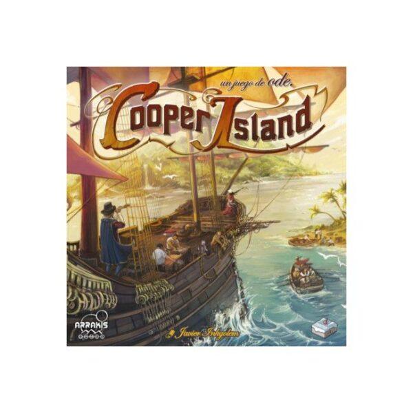 comprar cooper island