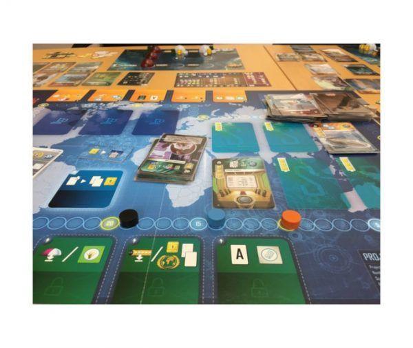 juego Underwater Cities