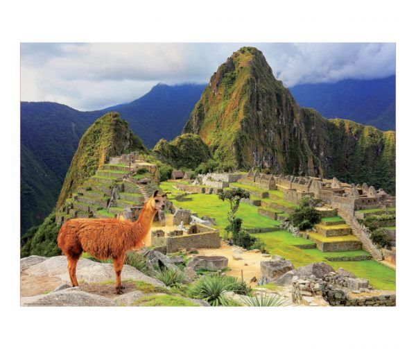 puzzle Educa Machu Picchu