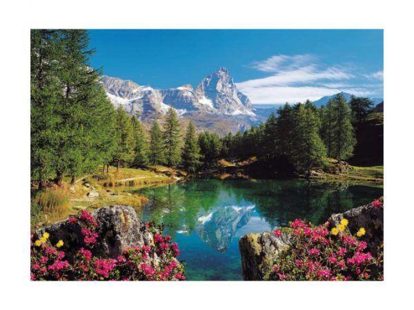 puzzle Ravensburger Matterhorn Bergsee