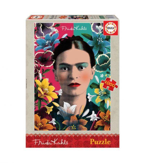 Educa Frida Kahlo 1000