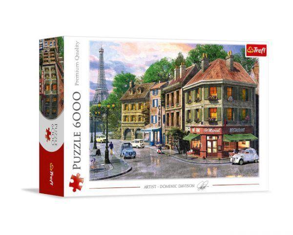 Trefl Calle de París 6000