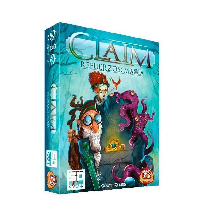 claim refuerzos magia