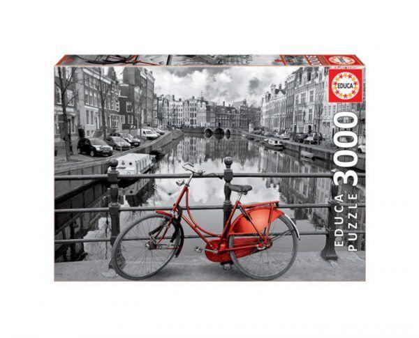 comprar puzzle educa amsterdam