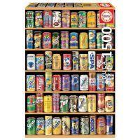 puzzle educa latas 1500