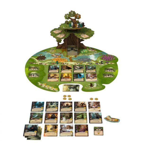 juego de mesa Everdell