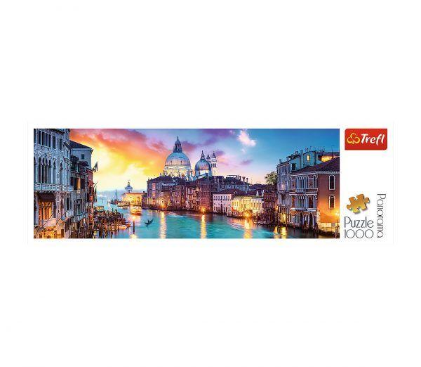 puzzle Trefl Canal Grande de Venecia