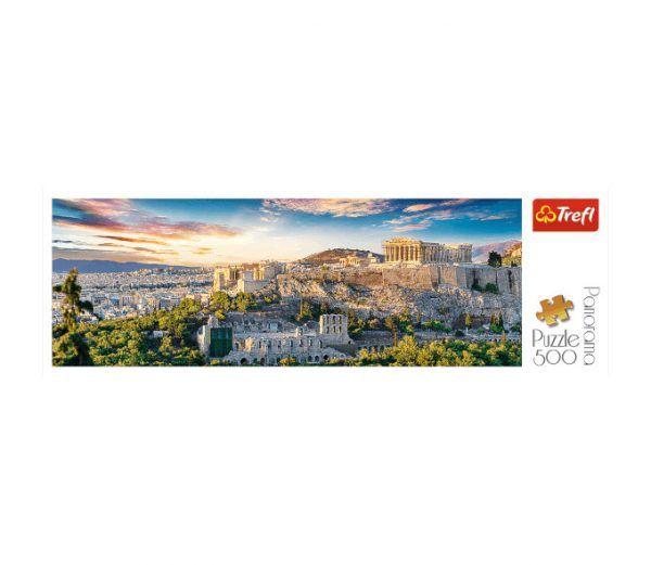 puzzle Trefl Acrópolis de Atenas