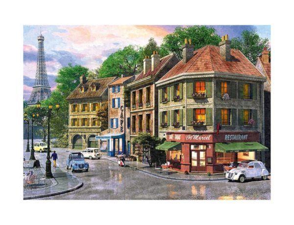 puzzle Trefl Calle de París