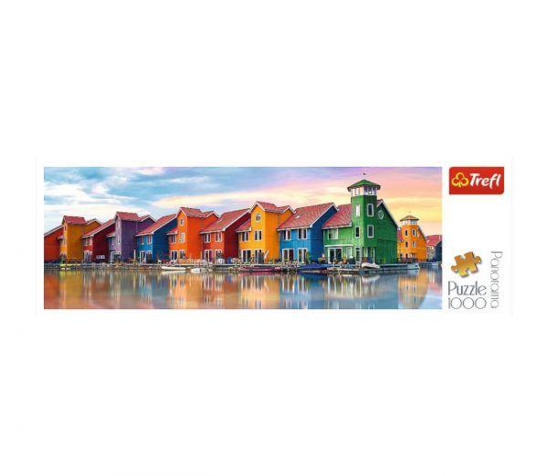 puzzle Trefl Groningen Holanda
