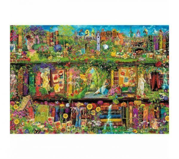 puzzle Trefl Librería de las Hadas